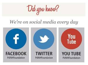 Pdnhf social media