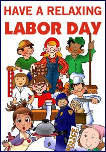 Labor day banner 2
