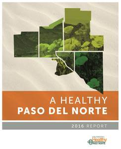 Healthy paso del norte report