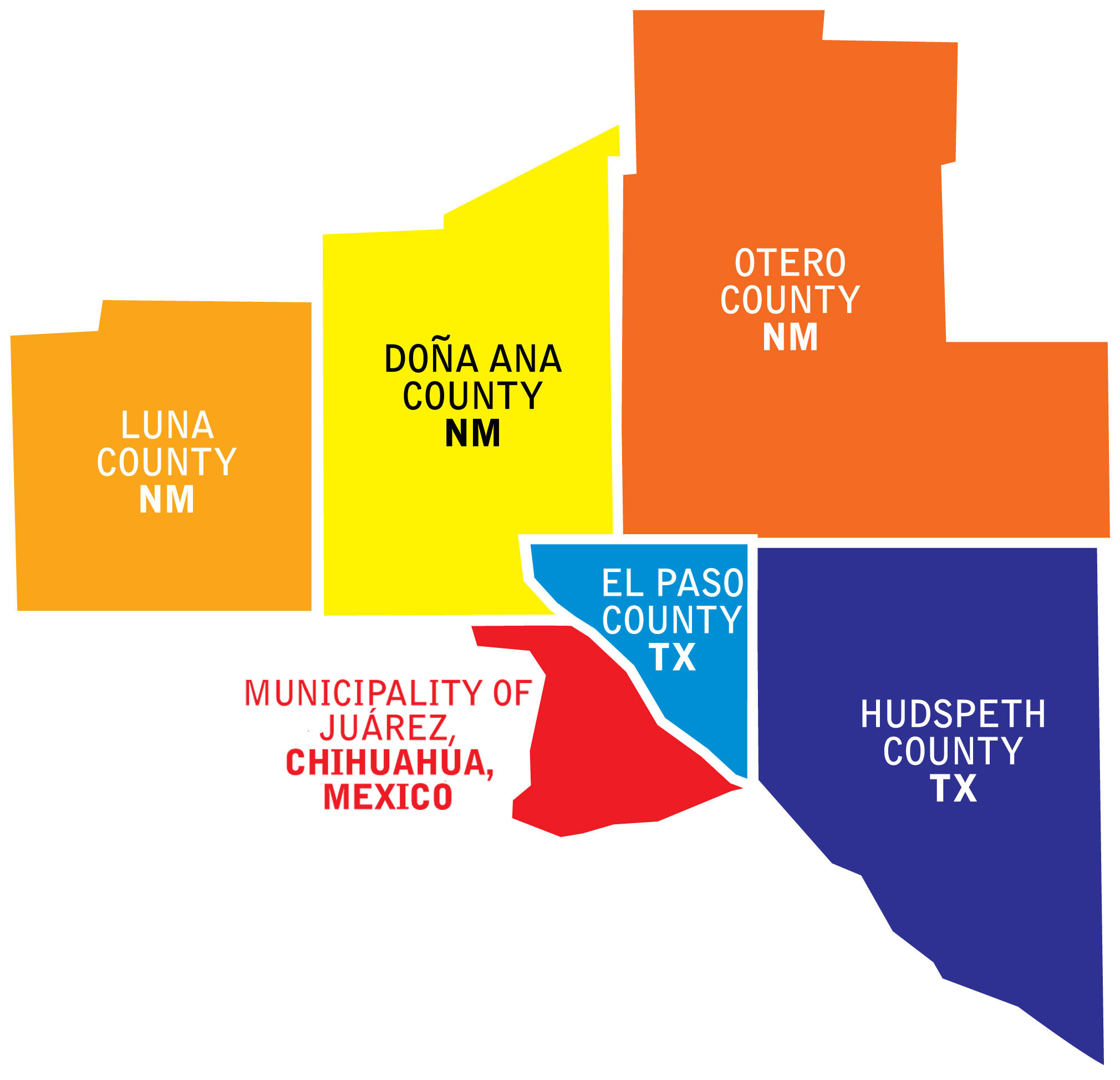 The Paso Del Norte Region Us Images Diagram Writing Sample Ideas And Guide
