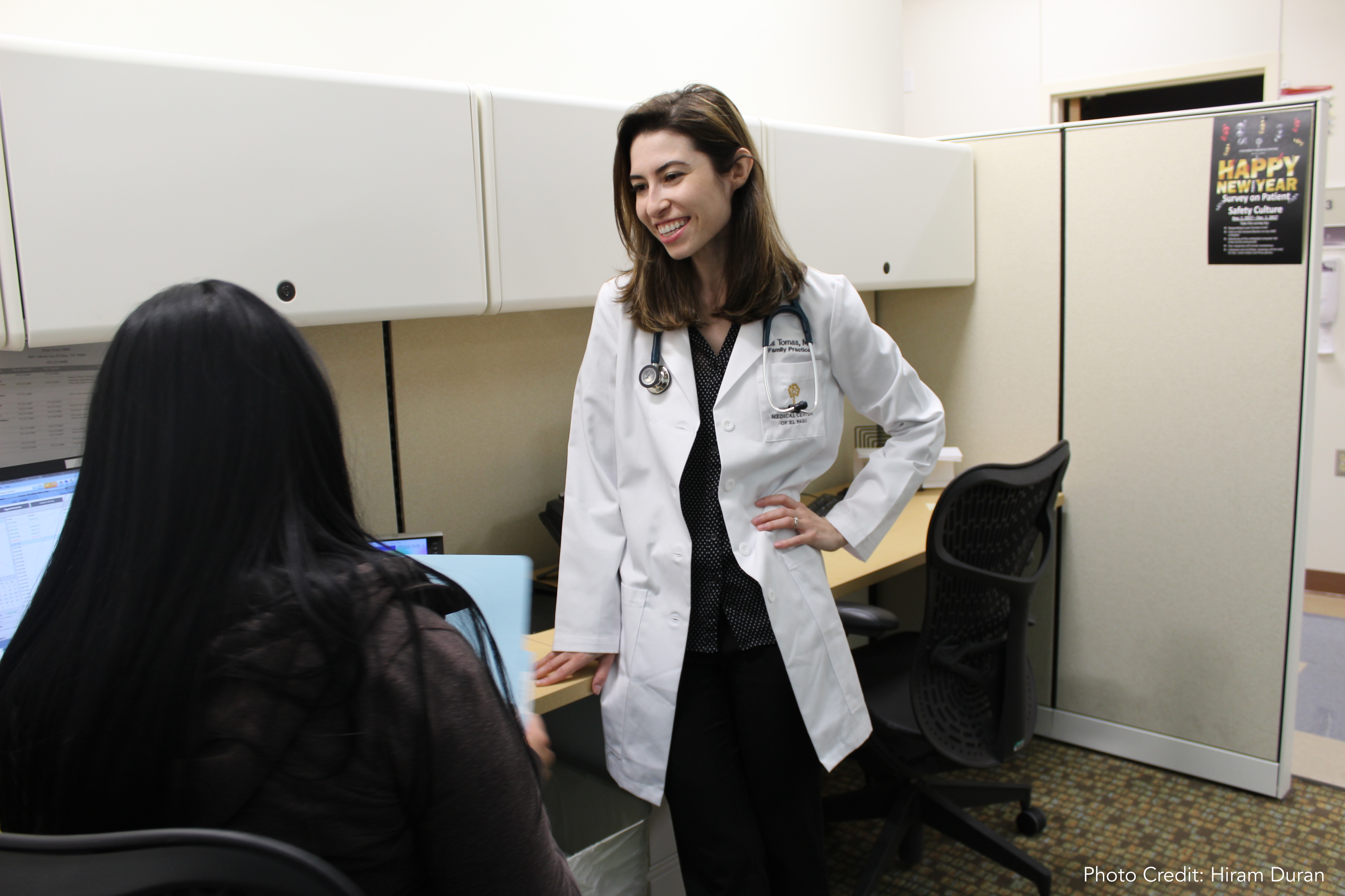 Medical student loan helps two new doctors give back to the