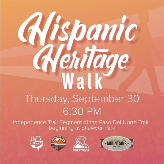 Hispanic heritage walk