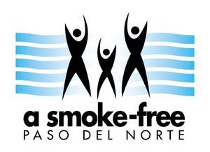 A smoke free logo