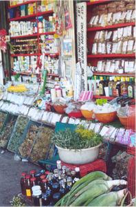 Herbal counter in juarez