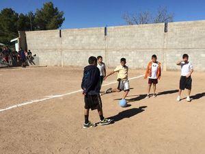 Palomas sports complex