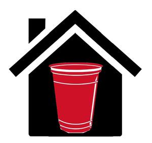 House and solo cup