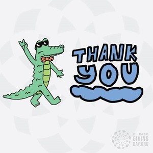 Giving day thank you