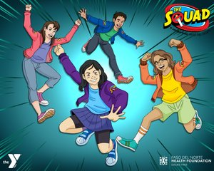 Squad artwork