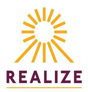 Realize logo with name only 2