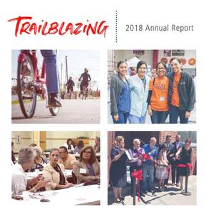 Annual report   trailblazing