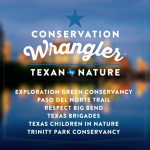 Conservation wrangler
