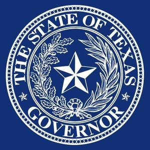 Texas governor seal