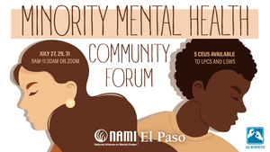Nami ep minority mental health month
