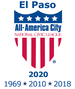 All american city award logo