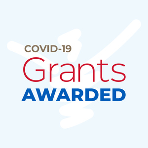 Covid grants awarded