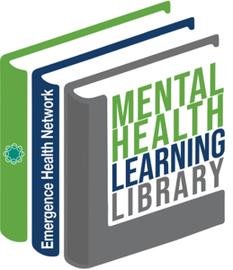 Mental health learning library
